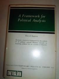 A Framework for Political Analysis