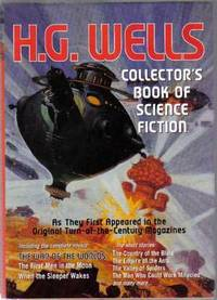 H. G. Wells Collector's Books of Science Fiction