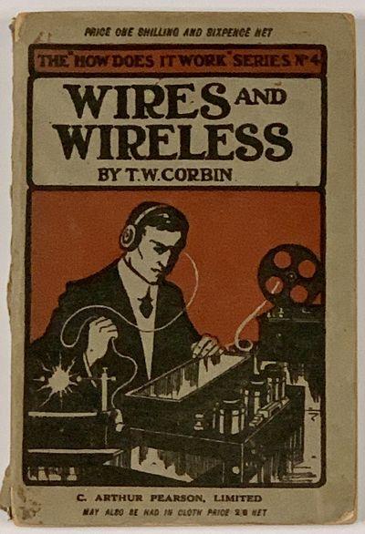 London: C. Arthur Pearson Ltd. Henrietta Street, 1919. Fifth Edition. Original publishers grey paper...
