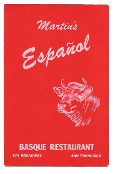 San Francisco: Telegraph Press, Printers, 1962. 1st Printing. White card stock self wrapper's, print...