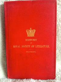 image of History of the Royal Society of Literature