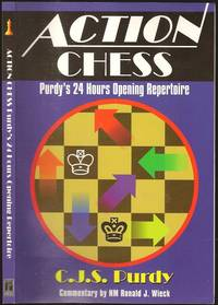 image of Action Chess: Purdy's 24 Hours Opening Repertoire