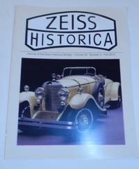 Journal of the Zeiss Historica Society, Volume 35, Number 2, Fall 2013