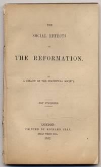 The Social Effects of the Reformation