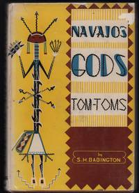 image of Navajos, gods, and tom-toms