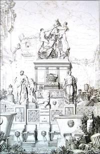 Restauration des Thermes d'Antonin Caracalla a Rome, Présentée en 1826, et Dédiée en 1827, a l'Académie des Beaux-Arts de l'Institut Royal de France