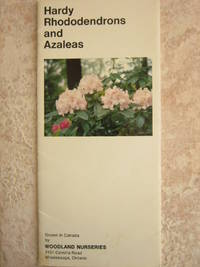 image of Hardy Rhododendrons and Azaleas