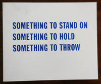 image of Exhibition Announcement Card (Something To Stand On ...)