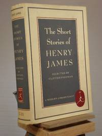 The Short Stories of Henry James
