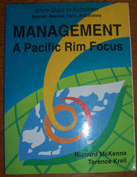 Study Guide to Accompany 'Management: A Pacific Rim Focus'