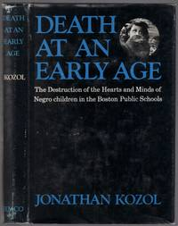 Death at an Early Age: The Destruction of the Hearts and Minds of Negro Children in the Boston Public Schools