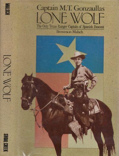 Austin: Shoal Creek Publishers, Inc, 1980. First Edition. Hardcover. Very good +/very good +. Hardco...