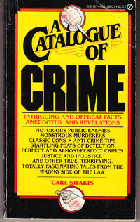 A Catalogue of Crime