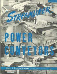 Image for STREAMLINER POWER CONVEYORS CATALOG Bulletin 303