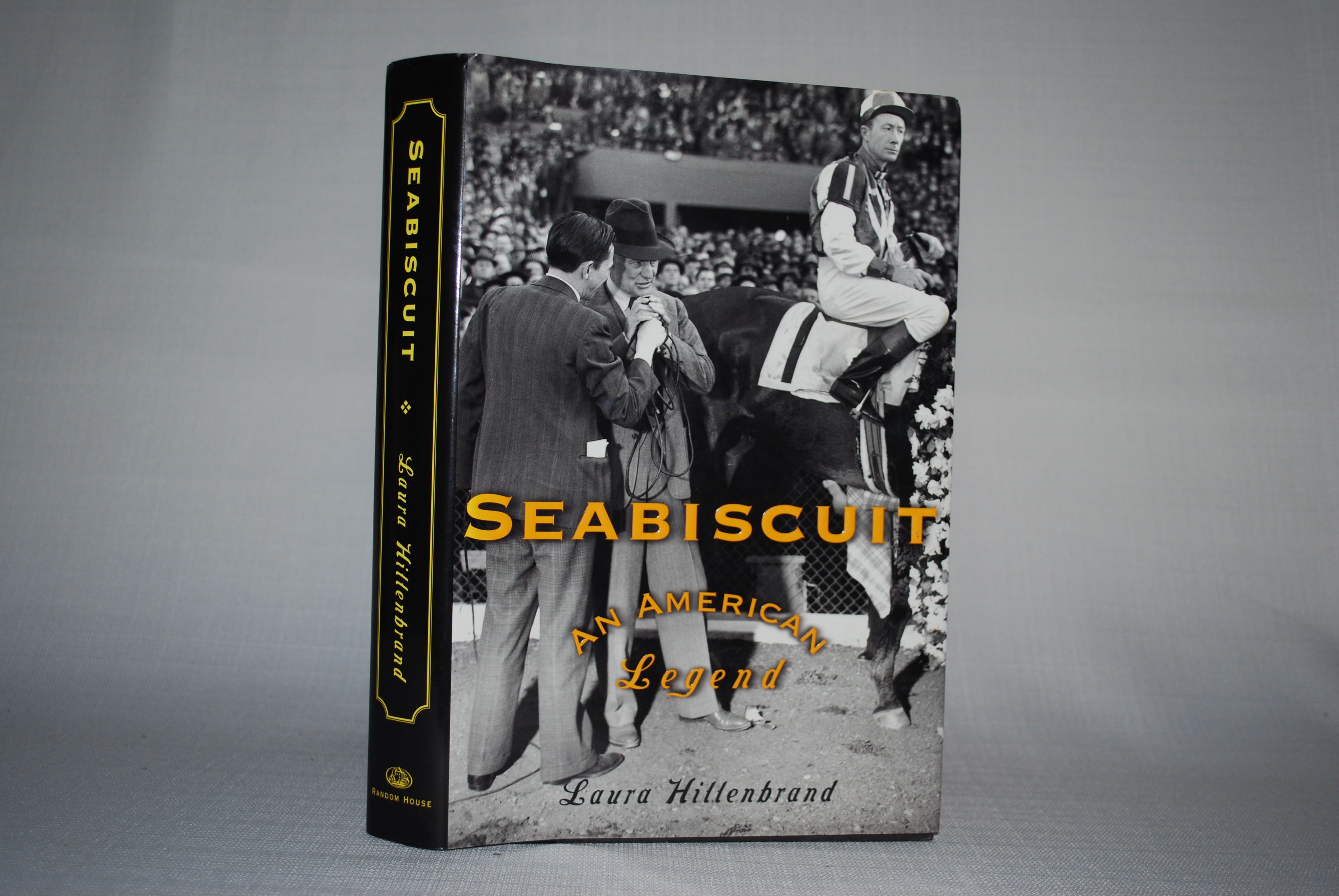 seabiscuit an american legend essay In the selection from seabiscuit: an american legend will give you all similar to seabiscuit comprehension seabiscuit quiz some statements from the essay.