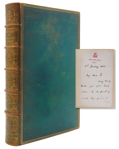 Dublin: James McGlashen, 1847. First edition, bound from the parts. Illustrated by Phiz. vii, , -342...
