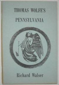 image of THOMAS WOLFE'S PENNSYLVANIA