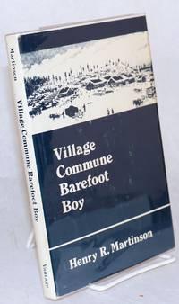 Village commune, barefoot boy