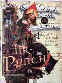 The Tragical Comedy or Comical Tragedy of MR. PUNCH ( Hardcover Ltd. Edition & Bookmark)