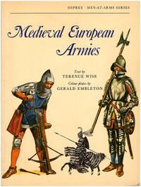 Medieval European Armies (Men-At-Arms Series)