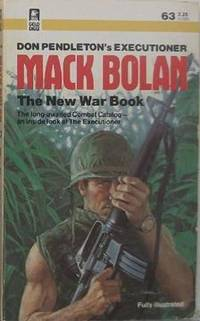 Mack Bolan: The New War Book