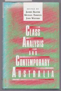 image of Class Analysis and Contemporary Australia