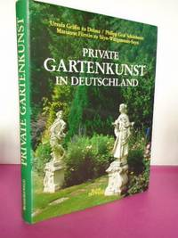 Private GARTENKUNST In Deutschland.