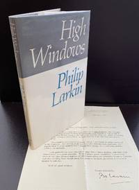 High Windows : With A Letter Signed By The Author Relating To The Book