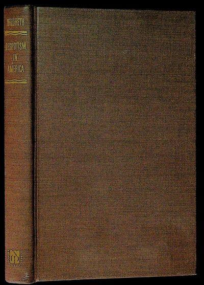 New York: Negro Universities Press, 1968. Hardcover. Very Good. Hardcover. Originally printed in 185...