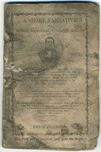 image of A Short Narrative and Military Experience of Corp'l G. A'Lord ... :  Containing a brief sketch of the war, and the Constitution of the United States and also patriotic songs; with a number of his Valuable Choice Medical Recipes