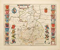 CANTABRIGIENSIS COMITATUS CAMBRIDGE SHIRE by  Gerard  Pieter & VALK - 1715 - from Peter Harrington (SKU: 53175)