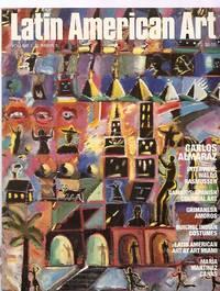image of LATIN AMERICAN ART SPRING 1993 VOLUME 5 NUMBER 1