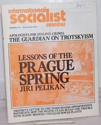 image of International Socialist Review [September 1973]