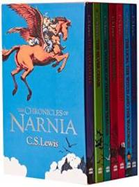 image of The Chronicles of Narnia Box Set