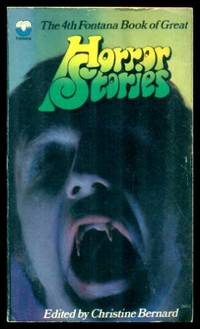 image of THE 4th FONTANA BOOK OF GREAT HORROR STORIES