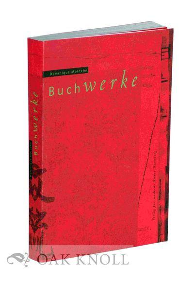 Nürnberg, Germany: Verlag für Moderne Kunst, 1996. stiff paper wrappers. 8vo. stiff paper wrappers...