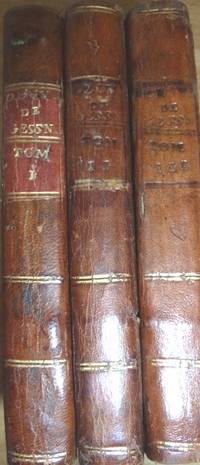 Oeuvres Completes De Gessner (Nouvelle Edition) (Three volume set)