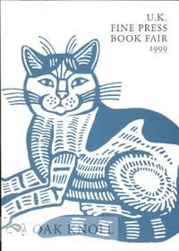 U.K. FINE PRESS BOOK FAIR CATALOGUE OF EXHIBITORS