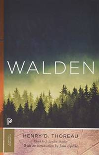 image of Walden: 150th Anniversary Edition (Writings of Henry D. Thoreau)