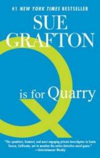 image of Q is for Quarry (Kinsey Millhone, Book 17)