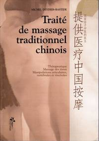 Traité de massage traditionnel chinois.