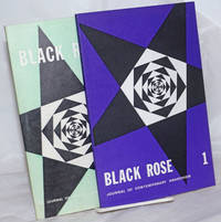 image of Black Rose; [No. 1_No. 2] Journal of Contemporary Anarchism