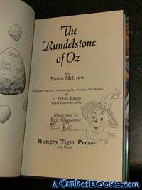 *Signed* The Rundelstone of Oz (1st) (Scarecrow sketch)