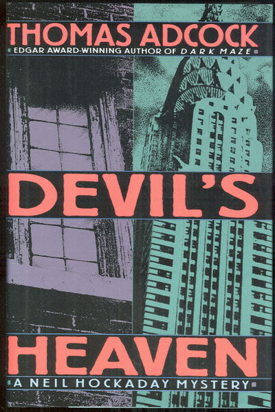 Image for DEVIL'S HEAVEN A Neil Hockaday Mystery