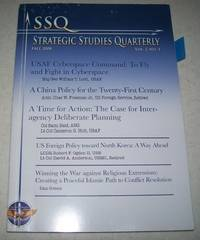 SSQ: Strategic Studies Quarterly Fall 2008 by Various - Paperback - 2008 - from Easy Chair Books (SKU: 128414)