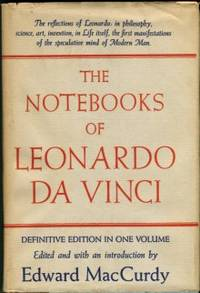 image of The Notebooks Of Leonardo Da Vinci