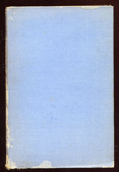 New York: Thomas Y. Crowell, 1945. Hardcover. Very Good. Reprint. Rubbing to the boards, some spots ...
