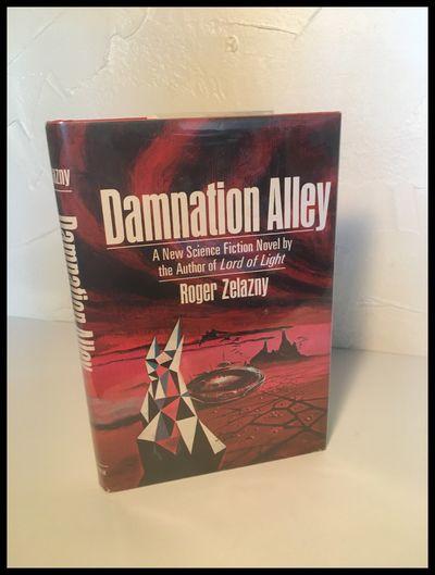 Damnation Alley - SIGNED