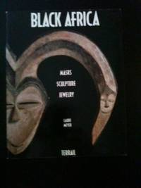 Black Africa   Masks Sculpture Jewelry