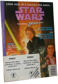 Star Wars Volume 1 Issue 1. Featuring Indiana Jones